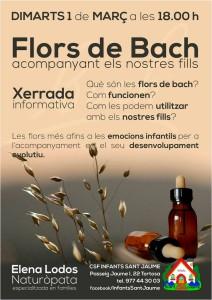 cartell_flors de Bach