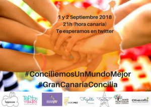 #conciliemosunmundomejor