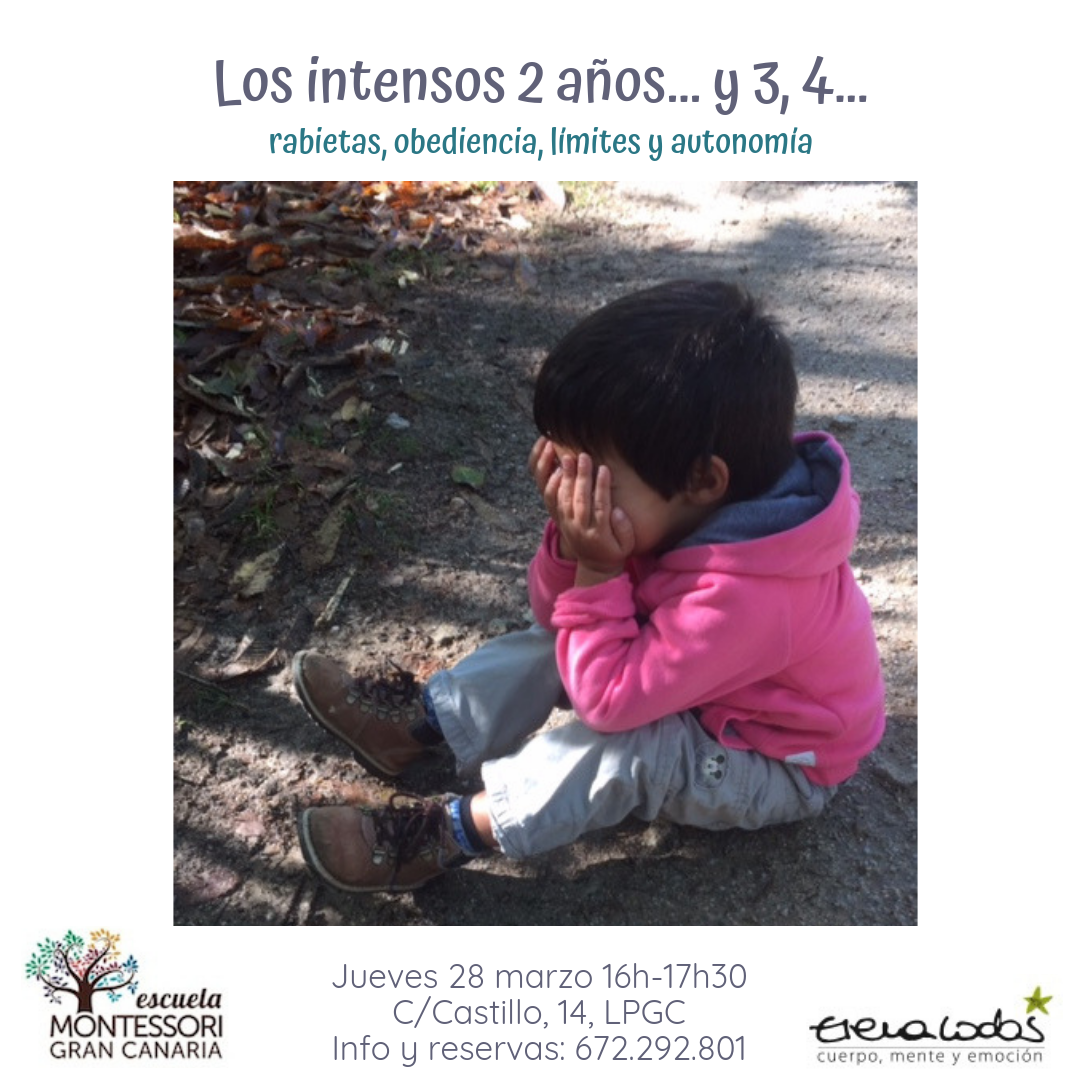 Ciclo de charlas en Montessori – Vegueta
